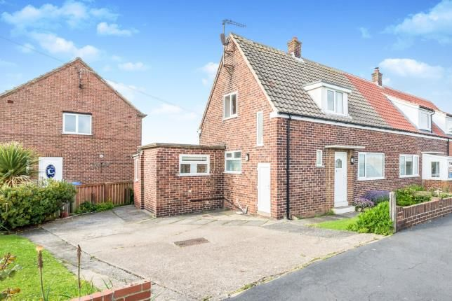 Thumbnail Semi-detached house for sale in White Leys Road, Whitby, North Yorkshire, .