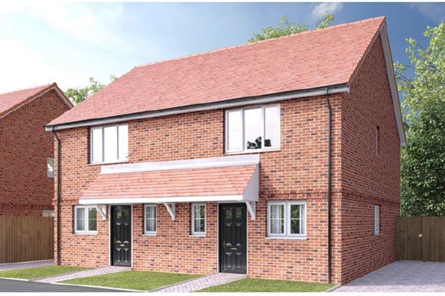 Thumbnail Semi-detached house for sale in Woodacres Way, Arlington Road East, Hailsham
