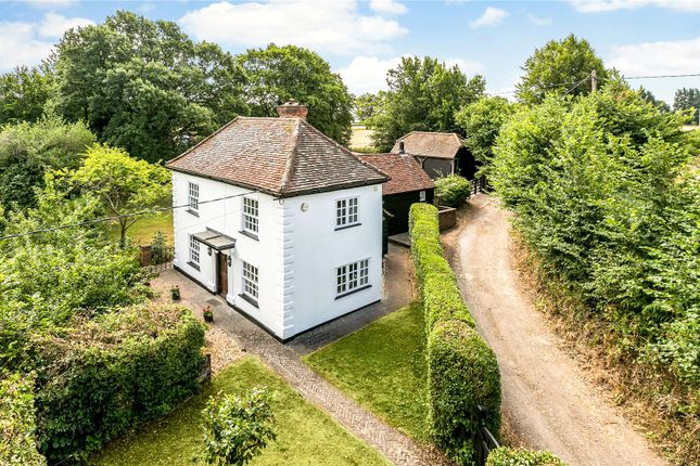 Thumbnail Detached house for sale in Magpie Lane, Coleshill, Buckinghamshire
