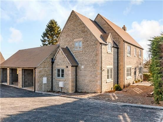 Thumbnail Detached house for sale in Meadow View, Middle Hill, Chalford Hill, Stroud, Gloucestershire