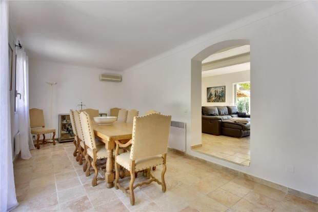 Dining Room of Saint-Tropez, Var Coast, French Riviera, 83990