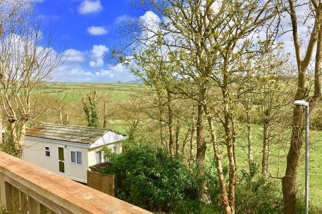 Thumbnail Mobile/park home for sale in Bell Lake, Camborne
