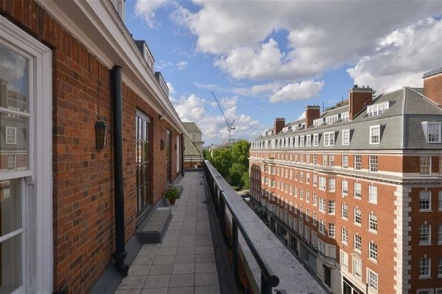 Thumbnail Flat to rent in South Audley Street, Mayfair, London