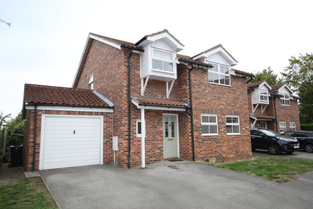 Thumbnail Detached house for sale in Ings Road, Ulleskelf, Tadcaster