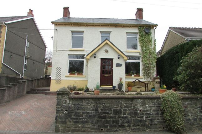 Thumbnail Detached house for sale in Maes Gwyn, 67 Heol Tawe, Abercrave, Swansea, Powys