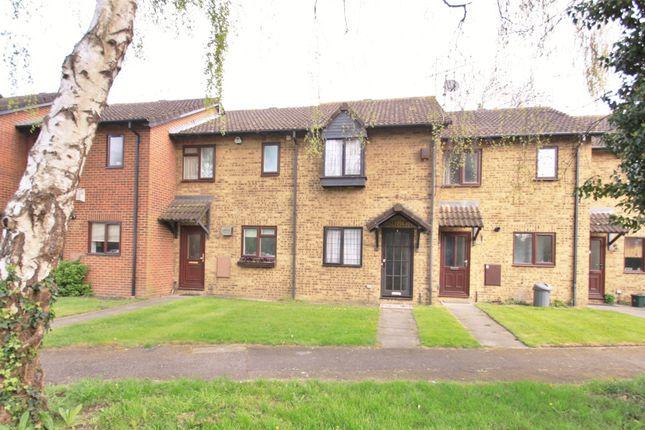 Thumbnail Terraced house to rent in Amberley Way, Uxbridge, Greater London