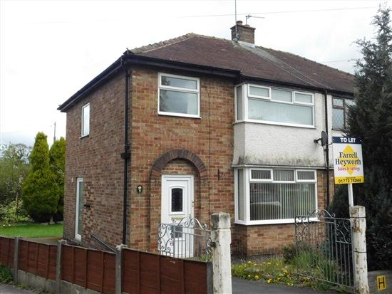 Thumbnail Property to rent in Middleforth Green, Penwortham, Preston