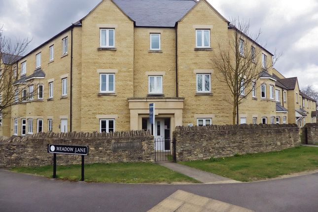 Thumbnail Flat to rent in Bathing Place Court, Witney, Oxfordshire