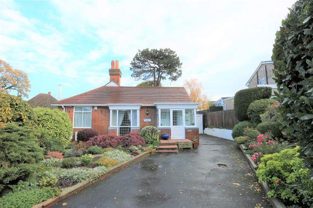 Thumbnail Detached bungalow for sale in Pickhurst Lane, West Wickham