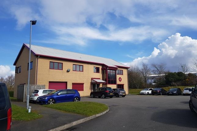 Thumbnail Office for sale in Unit 4 Europa Way, Europa Way, Swansea West Business Park, Swansea, Swansea