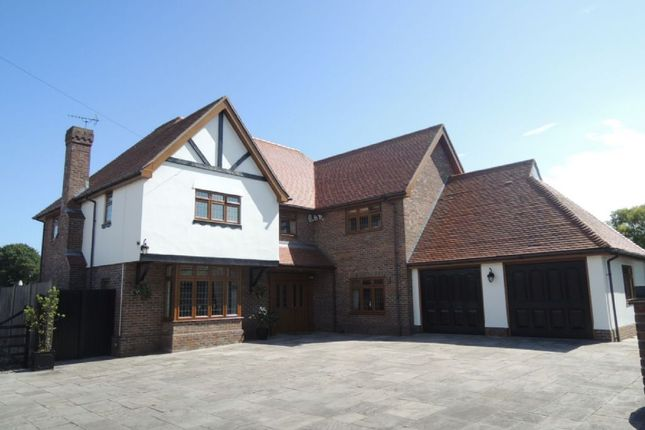 Thumbnail Detached house for sale in Walton Road, Kirby-Le-Soken, Frinton-On-Sea