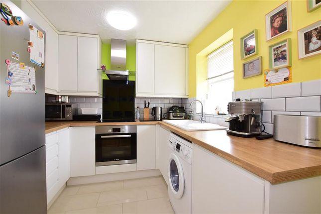 Kitchen of Overton Drive, Chadwell Heath, Essex RM6