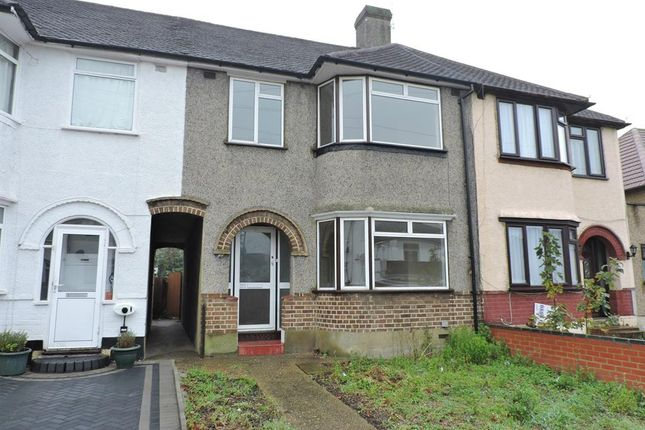 Thumbnail Terraced house to rent in Carlton Road, Welling