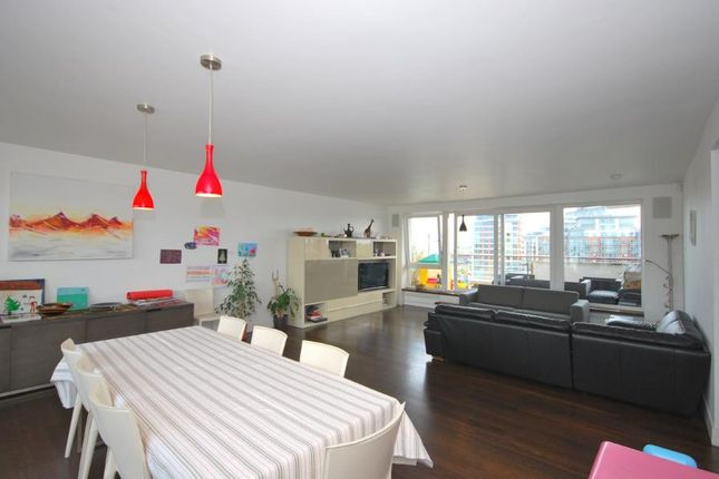 Thumbnail Flat to rent in Riverside West, Wandsworth