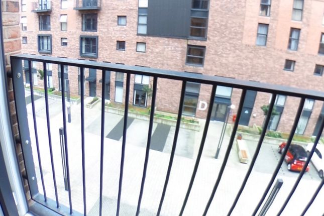 Balcony of Ordsall Lane, Salford M5