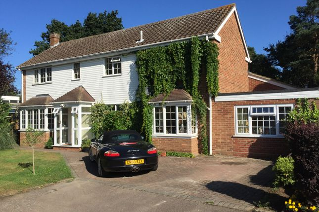 Thumbnail Shared accommodation to rent in Chudleigh Close, Bedford