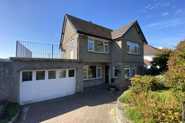 Thumbnail Detached house for sale in Manor Park Drive, Plympton, Plymouth