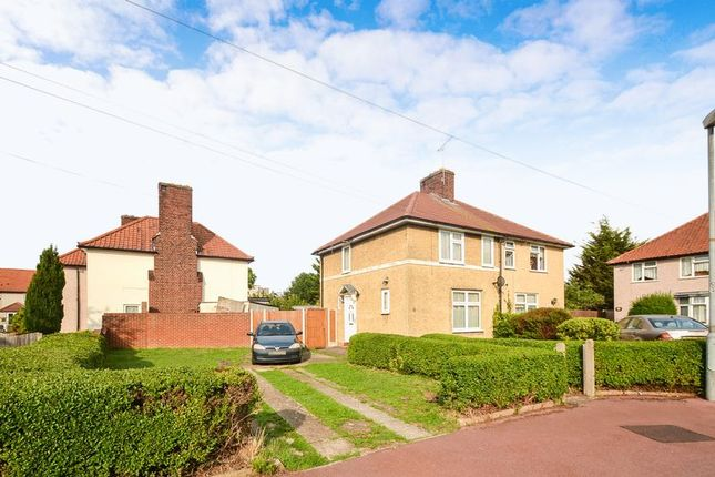 Thumbnail Semi-detached house for sale in Oglethorpe Road, Dagenham