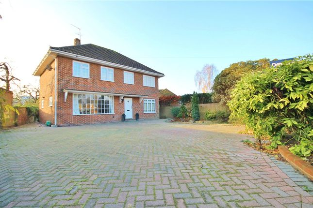 Thumbnail Detached house for sale in Halliford Road, Lower Sunbury