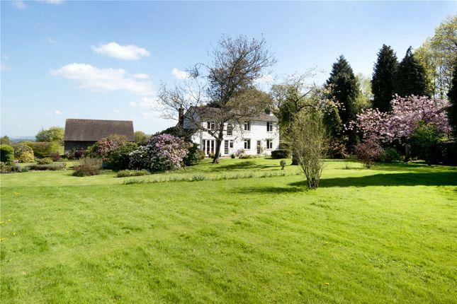 Gardens of Goathurst Common, Ide Hill, Sevenoaks, Kent TN14