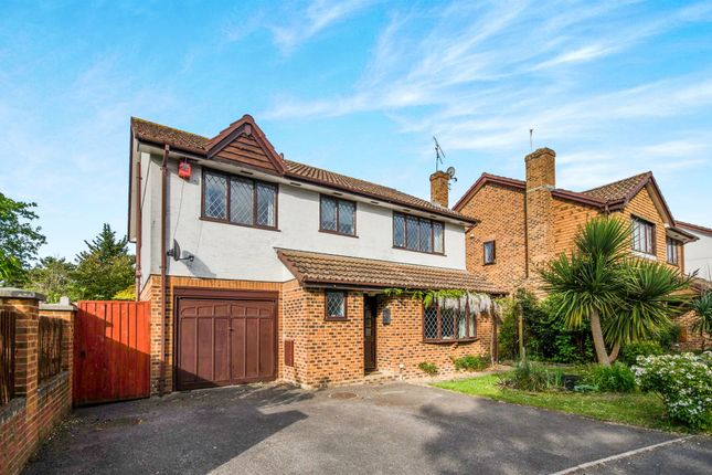 Thumbnail Detached house for sale in Maple Close, Sandford, Wareham