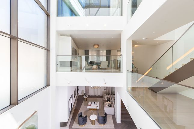 Thumbnail Mews house for sale in Townhouse 5, The London, 22C Beaumont Mews, Marylebone, London