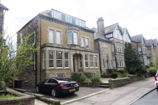 Front of West Cliffe Grove, Harrogate HG2