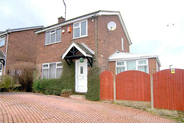 Thumbnail Detached house for sale in Poplar Road, South Normanton, Alfreton