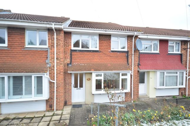 Thumbnail Semi-detached house to rent in Lower Higham Road, Gravesend