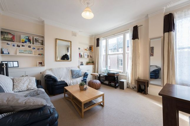 Thumbnail Flat to rent in Burlington Road, London