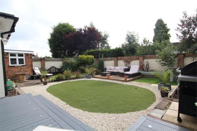 Thumbnail Detached house for sale in Narborough Road South, Braunstone, Leicester