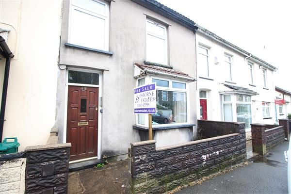 Thumbnail Terraced house for sale in Mikado Street, Penygraig, Tonypandy