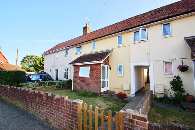 Thumbnail Terraced house for sale in Collingwood Road, Colchester