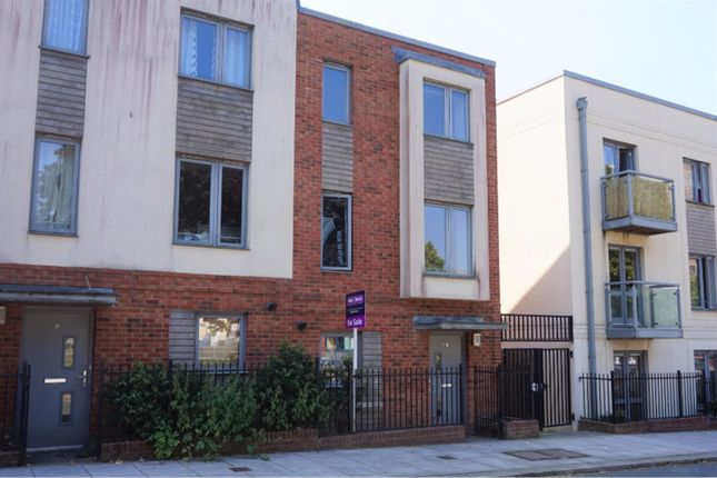 Thumbnail Terraced house for sale in Granby Way, Plymouth