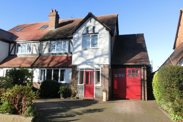 Thumbnail Semi-detached house for sale in Southam Road, Hall Green, Birmingham