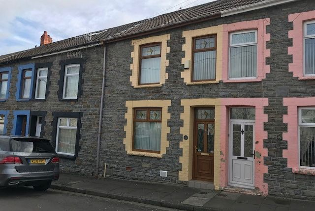 Thumbnail Terraced house for sale in York Street, Aberdare, Glamorgan