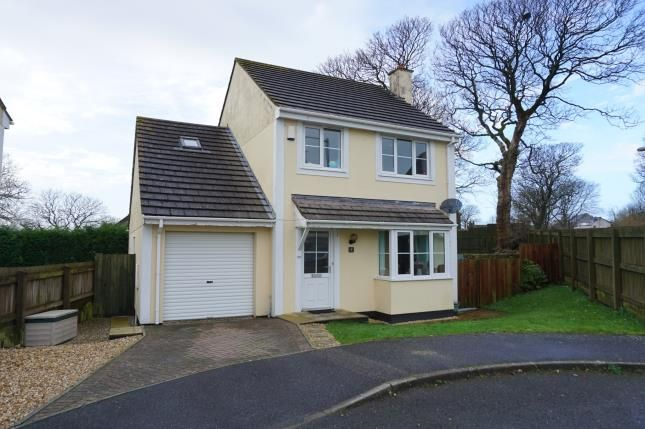 Thumbnail Detached house for sale in St Dennis, St Austell, Cornwall