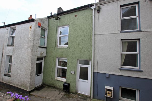 Thumbnail Terraced house for sale in Priory Street, Carmarthen, Carmarthenshire