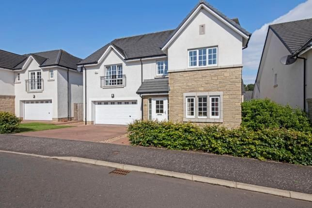Thumbnail Detached house for sale in West Cairn View, Murieston, Livingston, West Lothian