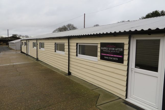 Thumbnail Office to let in School Road, Downham, Billericay