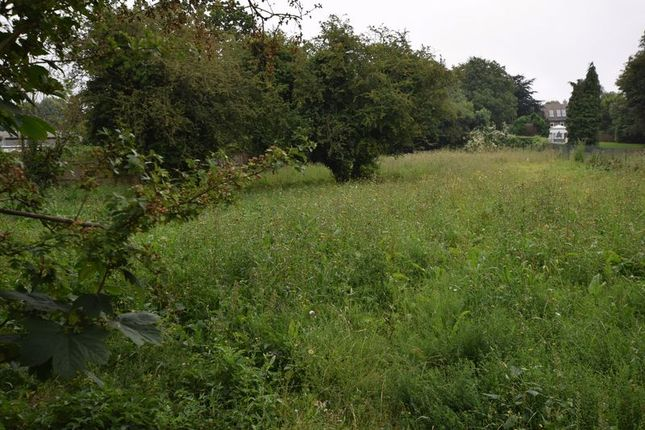 Thumbnail Land for sale in The Meadows, Chelsfield, Orpington
