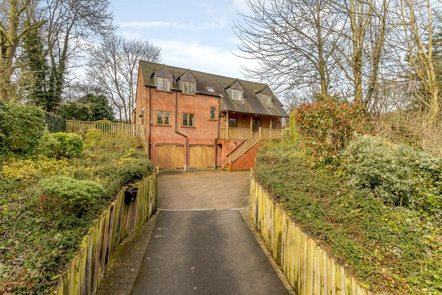 Thumbnail Detached house for sale in Church Lane, Cubbington, Leamington Spa, Warwickshire
