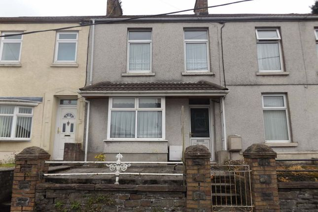 2 bed terraced house for sale in Bank Road, Llangennech, Llangennech, Carms