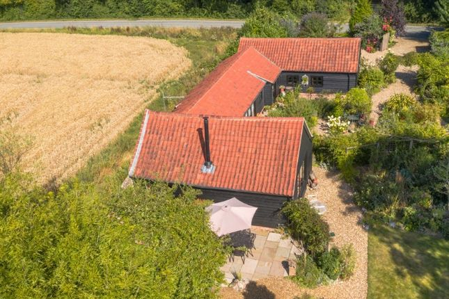 Thumbnail Barn conversion for sale in Bungay Road, Loddon, Norwich