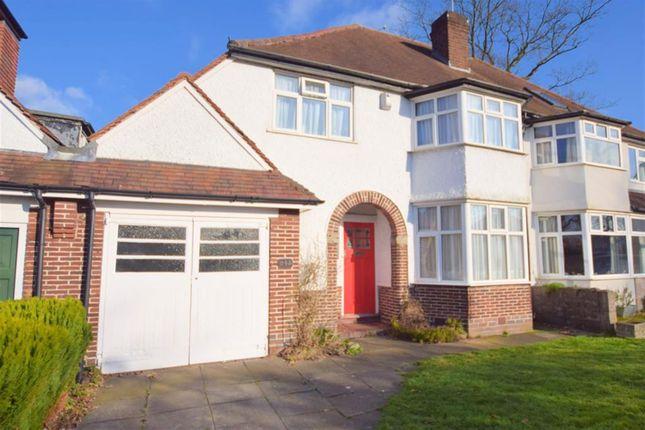 Thumbnail Semi-detached house for sale in Robin Hood Lane, Birmingham