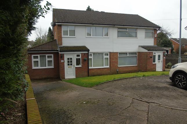Thumbnail Semi-detached house for sale in Lon Y Ffin, Cardiff