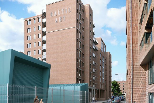 Thumbnail Flat for sale in Art Apartments, Liverpool