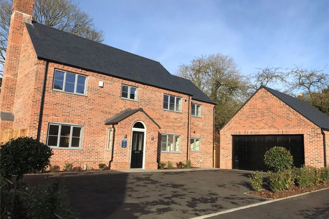 Thumbnail Detached house for sale in Plot 7, Kynaston Place, Birch Road, Ellesmere