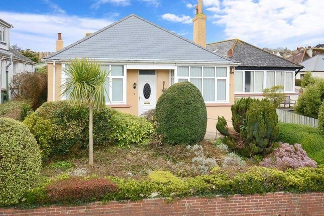 Thumbnail Detached bungalow for sale in Great Headland Crescent, Paignton