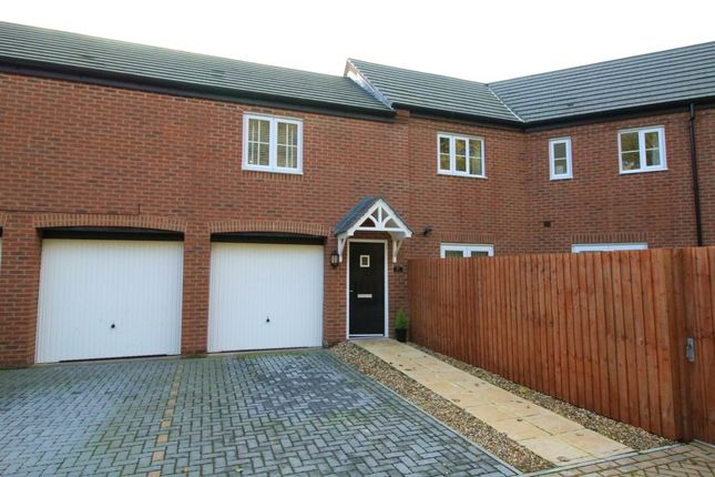 Thumbnail Flat for sale in Bath Vale, Congleton